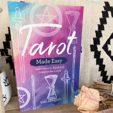 Tarot Made Easy Book