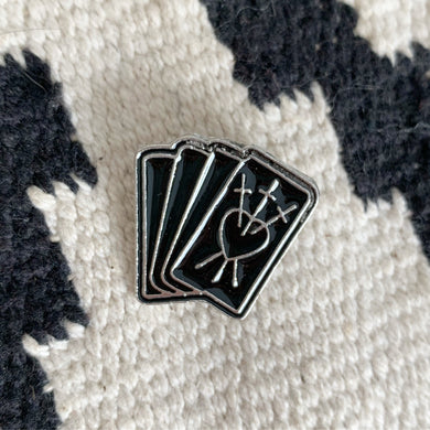 Cards Pin