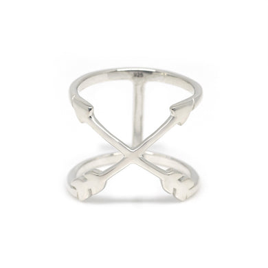 Arrow Crossing Ring