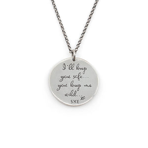 Keep Me Wild Necklace