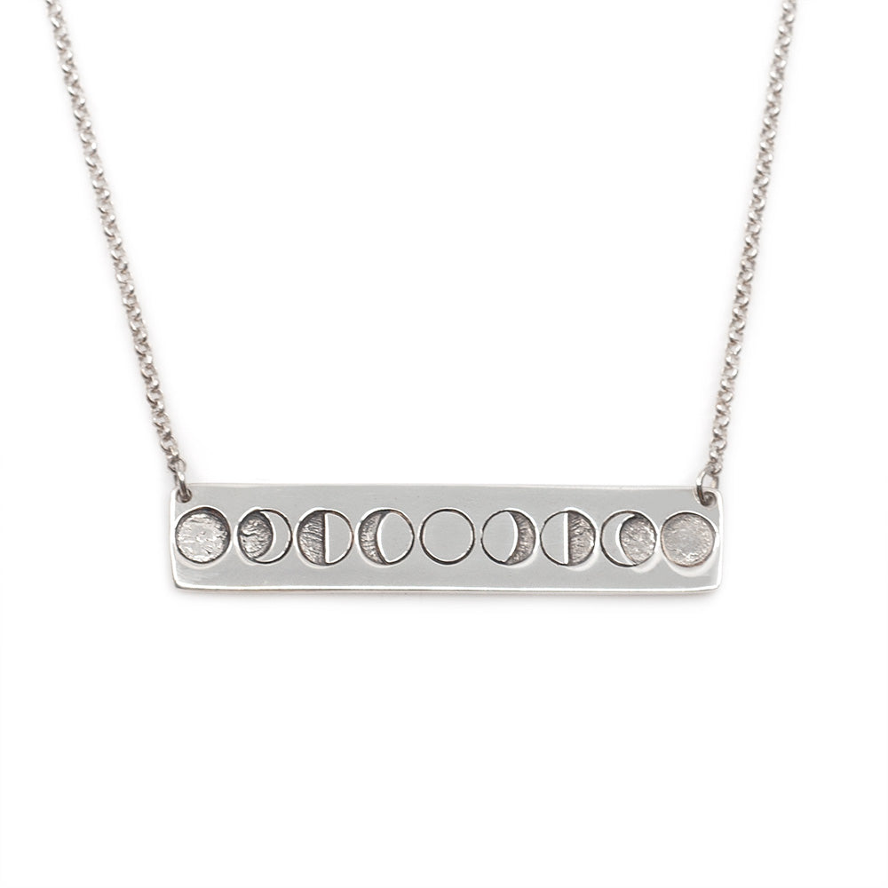 Phases Necklace