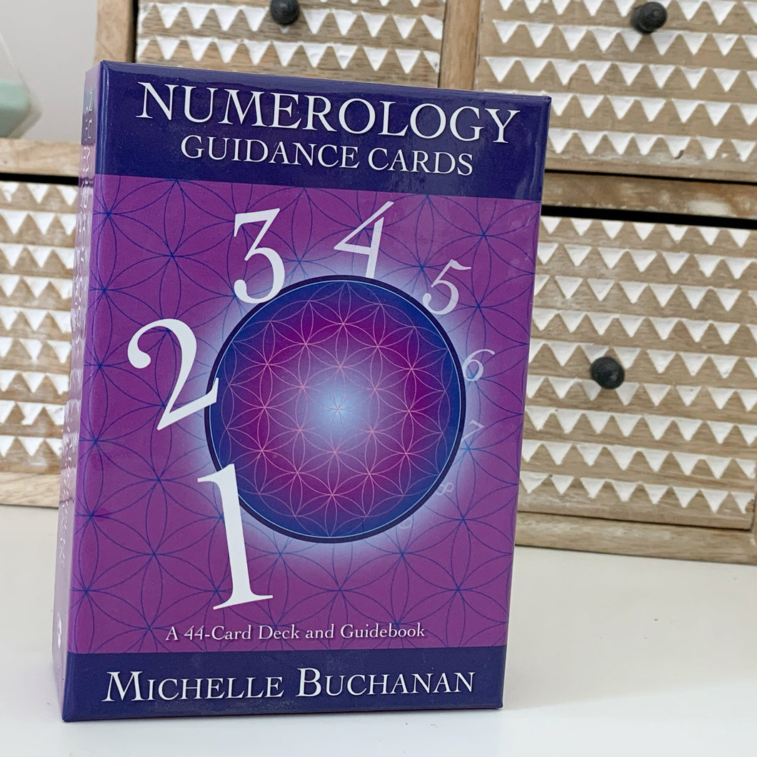 Numerology Guidance Cards - GENTLY LOVED