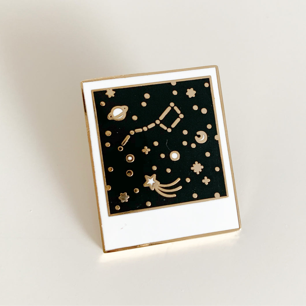 Polaroid Pin