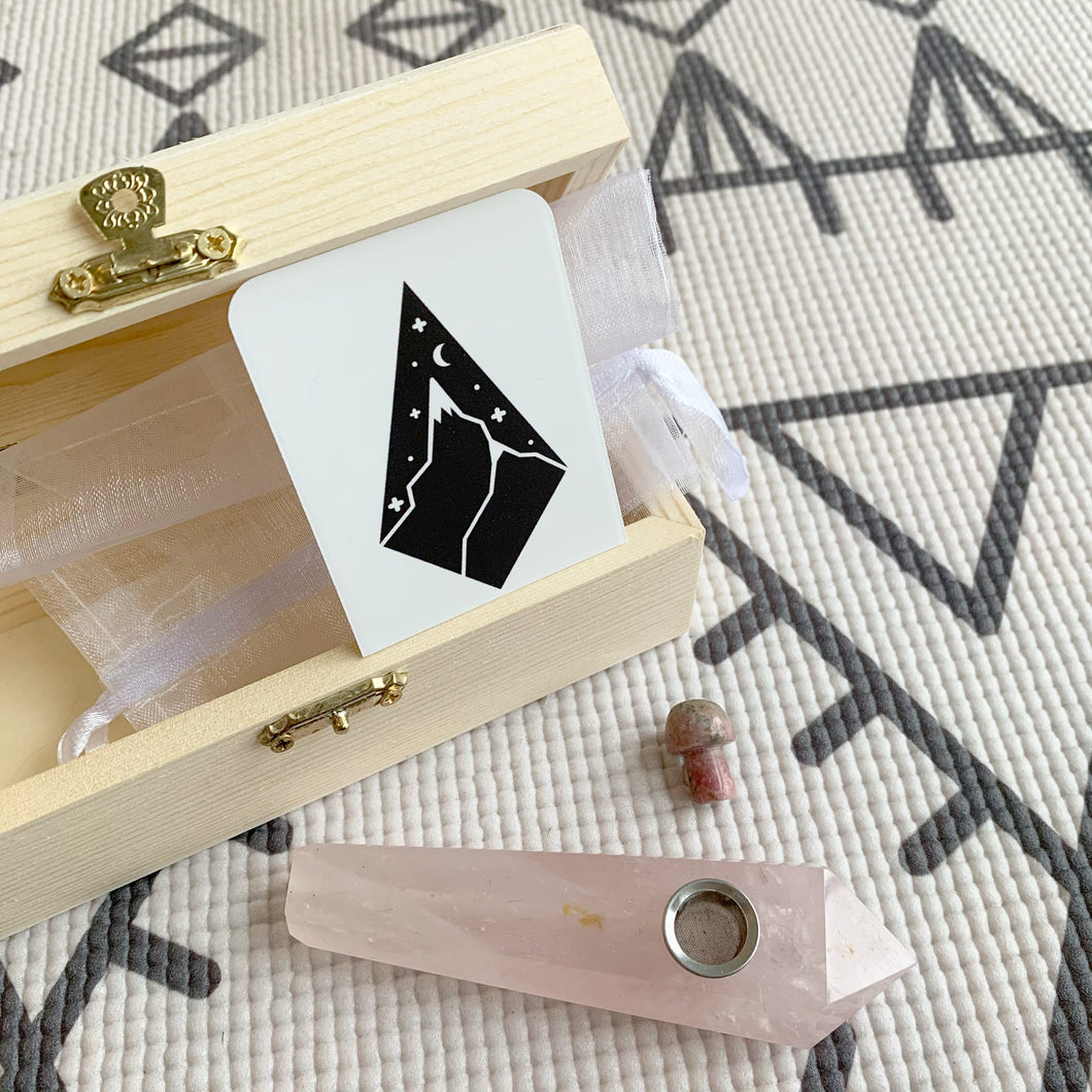 ROSE QUARTZ BOX SET