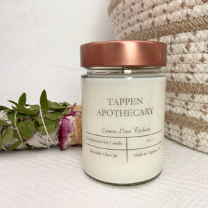 Lemon-Lime Verbena Candle