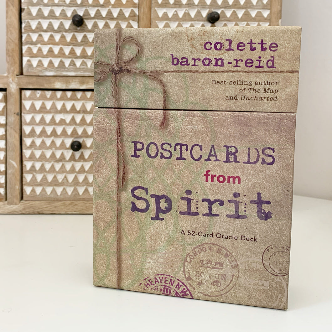 Postcards From Spirit - GENTLY LOVED