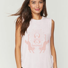 Load image into Gallery viewer, Unstoppable Spiritual Gangster Tank - PINK