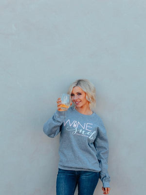 Wine Snob Sweatshirt
