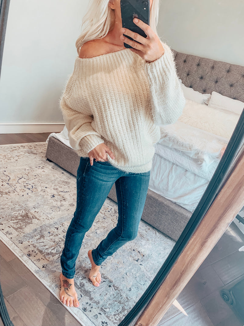 Buttery Soft Slouchy Sweater