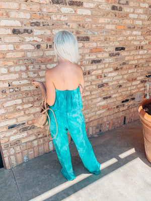 Ocean Water Jumpsuit