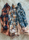 Acid Washed Flannels