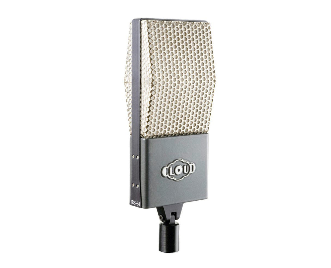 Introducing Cloud Microphone's JRS-34 – Microphone