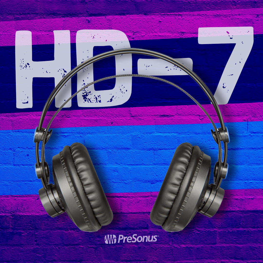 Presonus HD-7 Headphones Review