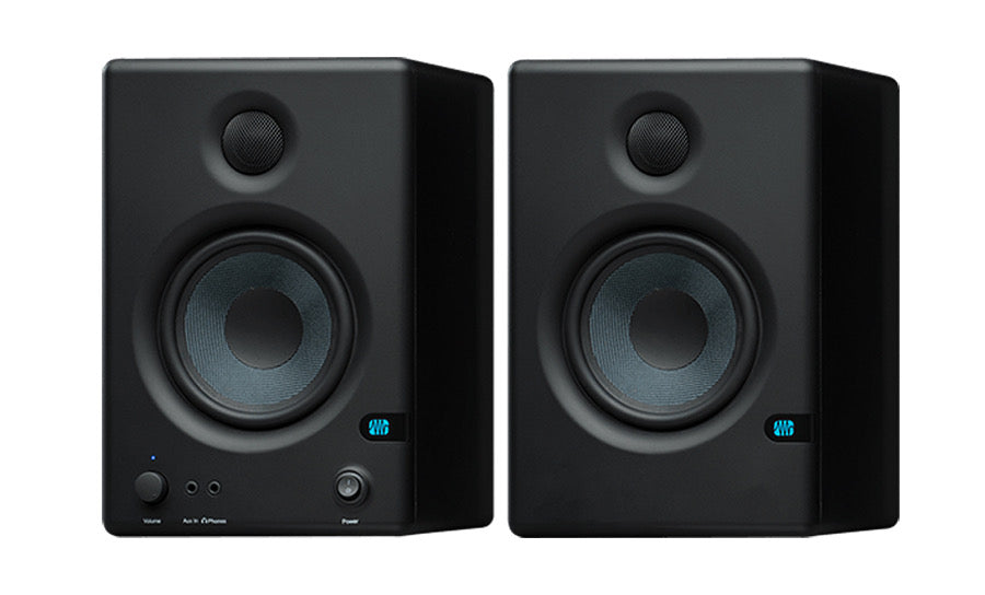 Presonus Eris 4.5 Studio Monitors: High Quality at an affordable price!