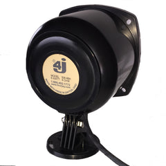 FourJay Mini Reflex 6 Watt Horn Black 8 Ohm 306-8BK