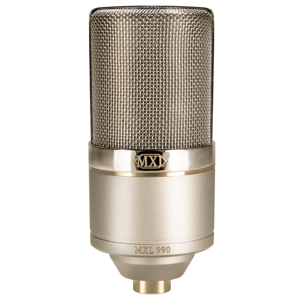 MXL 990-HE Condenser Microphone
