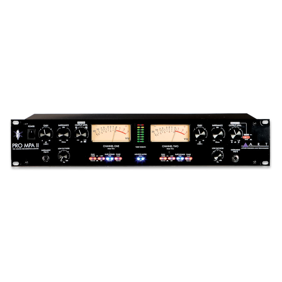 Pro MPA-II – Two Channel Mic Preamp