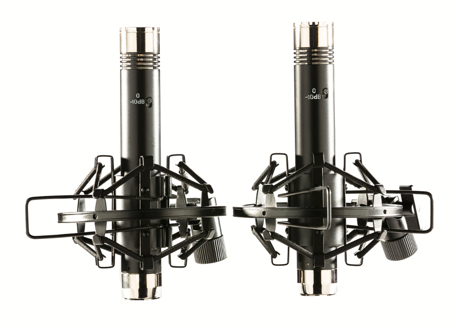 Apex 185B  Matched Pair Pencil Condenser