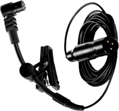 Apex 565  Low Profile Clip-On Condenser