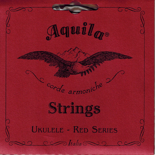 Aquila Strings Ukulele Red Series