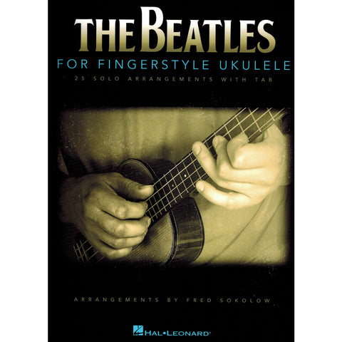 The Beatles For Finger Style Ukulele