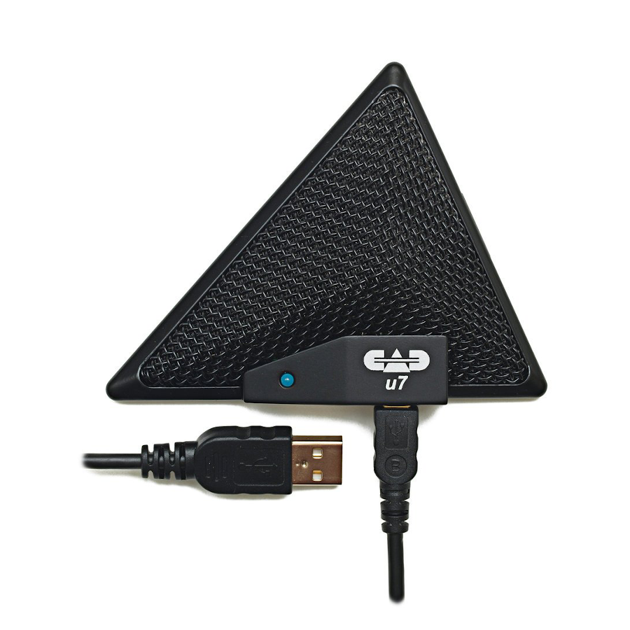 CAD U7 USB Tabletop Recording Microphone