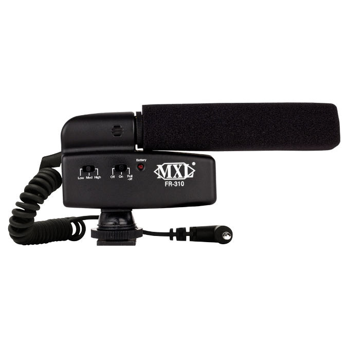 Hot Shoe Shotgun Microphone FR-310