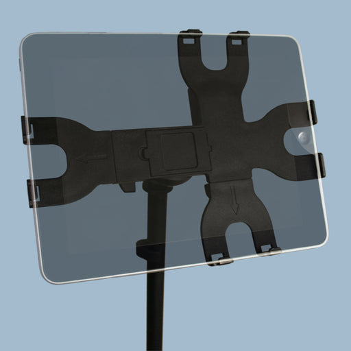 Adjustable Tablet Mount for Mic Stands