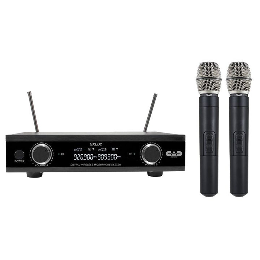 CAD Digital Wireless Microphone System GLXD2
