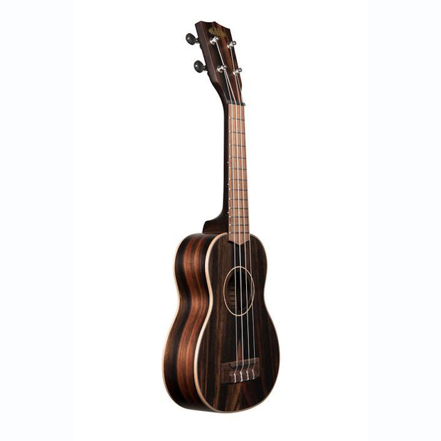 Kala Striped Ebony Series Ukulele