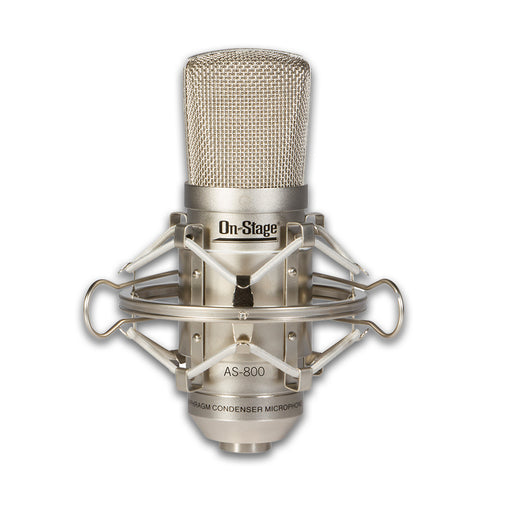 On-Stage AS800 FET Condenser Microphone