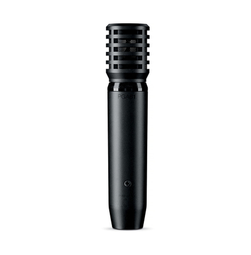 Shure PGA81-LC Instrument Microphone