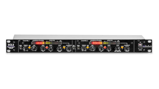 ART SCL2– Dual / Stereo Compressor / Limiter Expander / Gate
