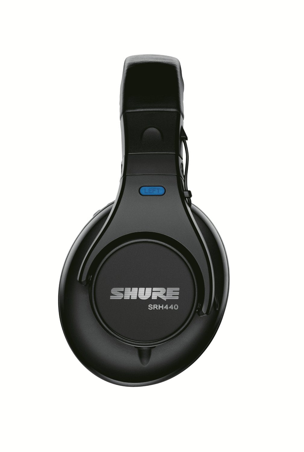 Shure SRH440-BK Professional Closed-back Studio Headphones