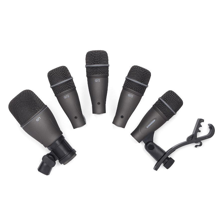 Samson 5-Piece Drum Mic Kit