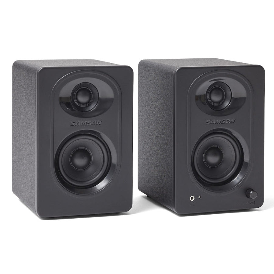 Samson MediaOne Powered Studio Monitors M30