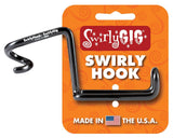 SwirlyGIG SwirlyHook Headphone Hanger