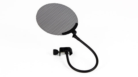 Apex All Metal Studio Microphone Pop Filter MWS-55