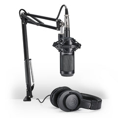 Audio-Technica Streaming/Podcasting Pack AT2035PK