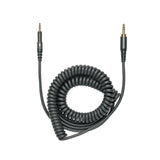 HP-CC Replacement Cable for M-Series Headphones (3.9'-9.8') coiled cable (black)