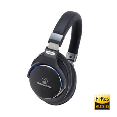 ATH-MSR7BK Over-Ear High-Resolution Audio Headphones