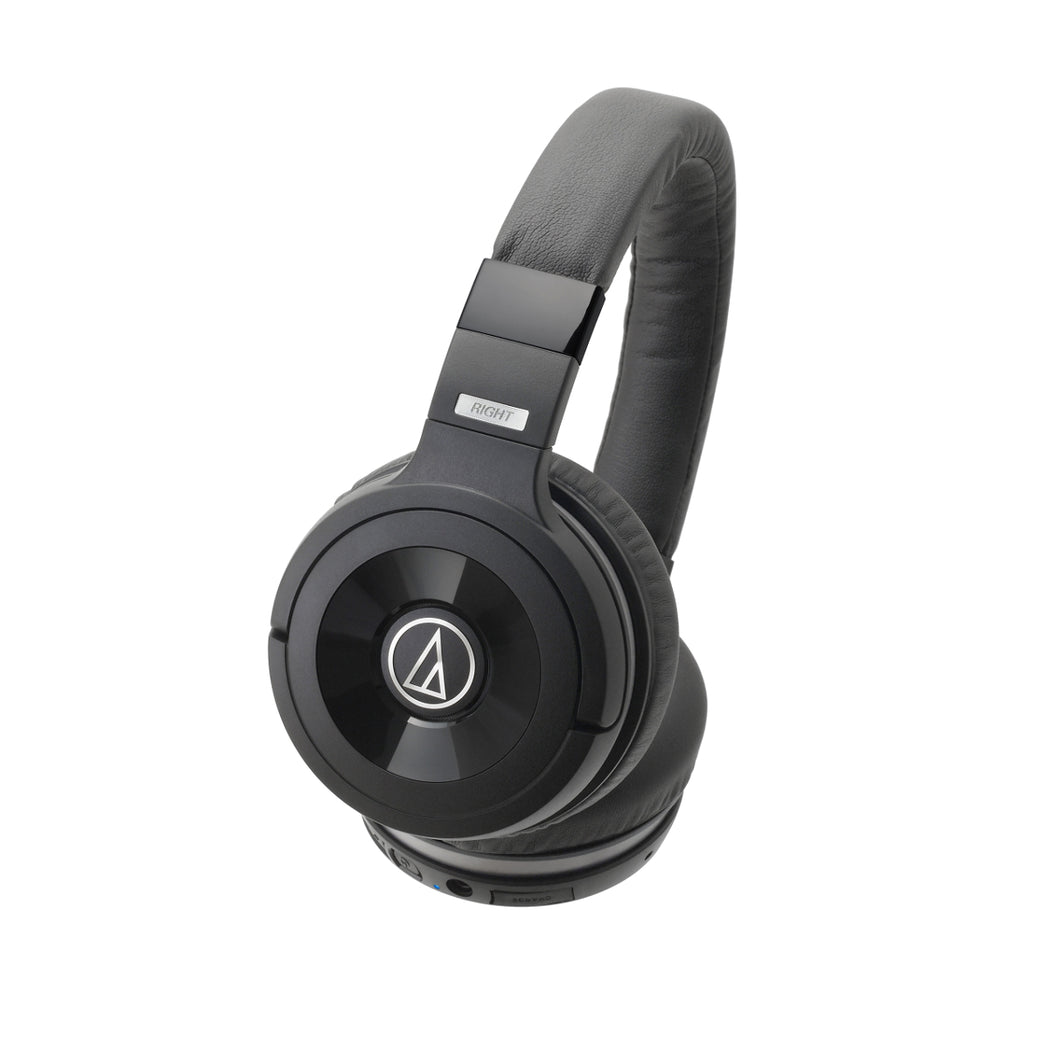 Wireless Over-Ear Headphones with Built-in Mic & Control ATH-WS99BT