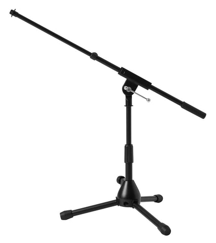 JamStands JS-MCTB50 Low-Profile Mic Stand w/Telescoping Boom