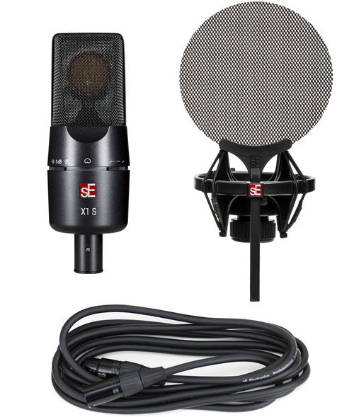X1 S Vocal Pack from sE Electronics