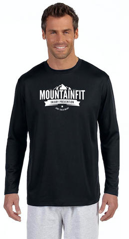 MountainFit Long Sleeve Performance Shirt