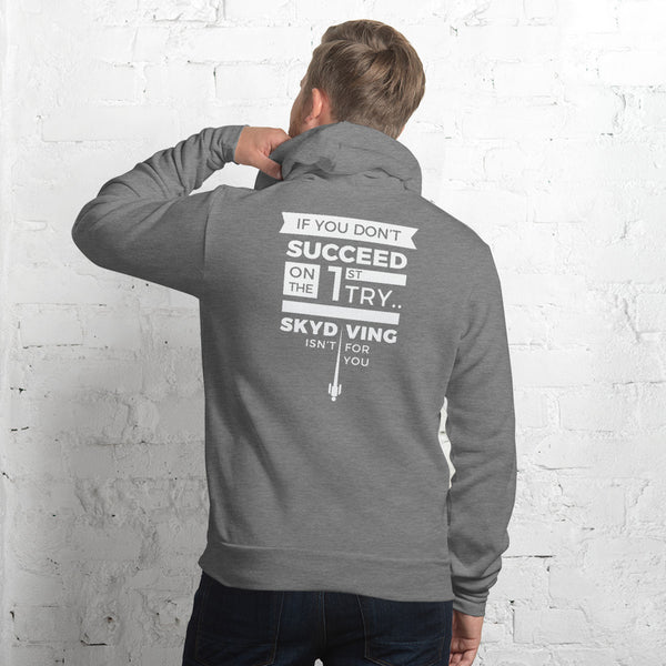 Adrenaline Junkies Skydiving Success Hoodie