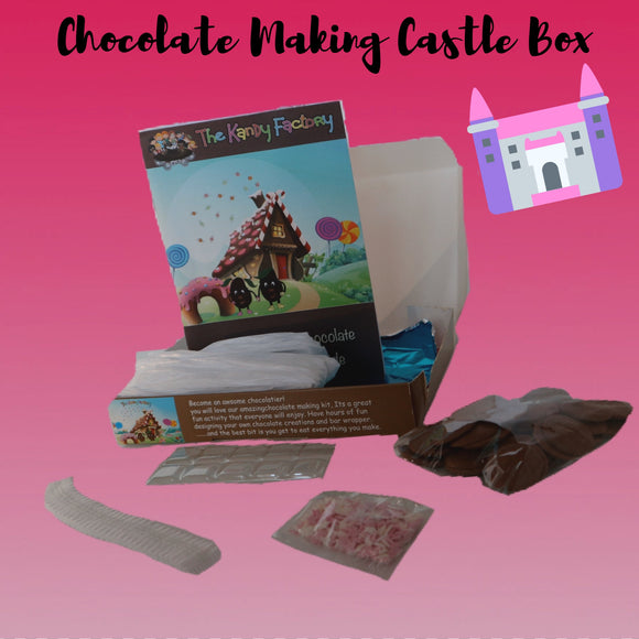 Chocolate Making Castle Box