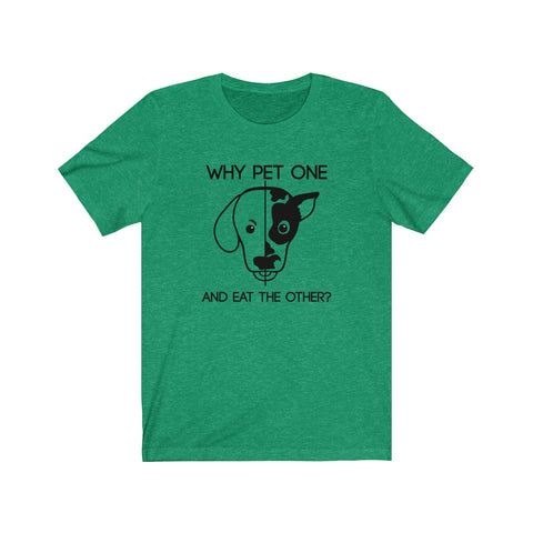 Image of PET ONE? Unisex Tee