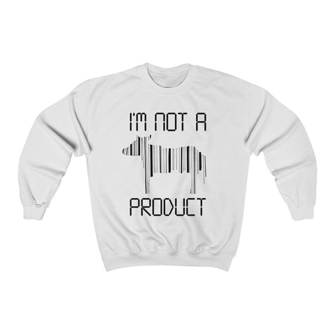 Image of UNISEX Barcode Sweater