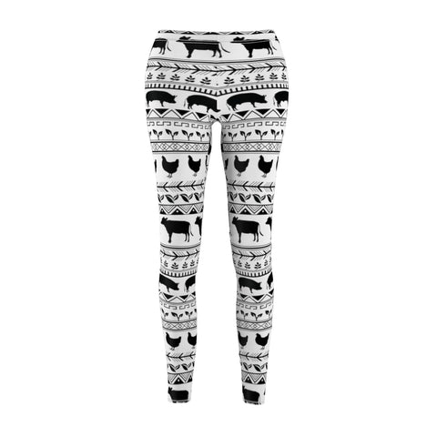 Image of Vegan Animal Print Leggings!